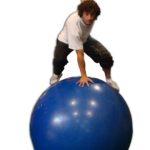 bola acrobata